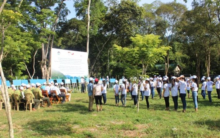 National Park Management Board of Phong Nha - Ke Bang held in...